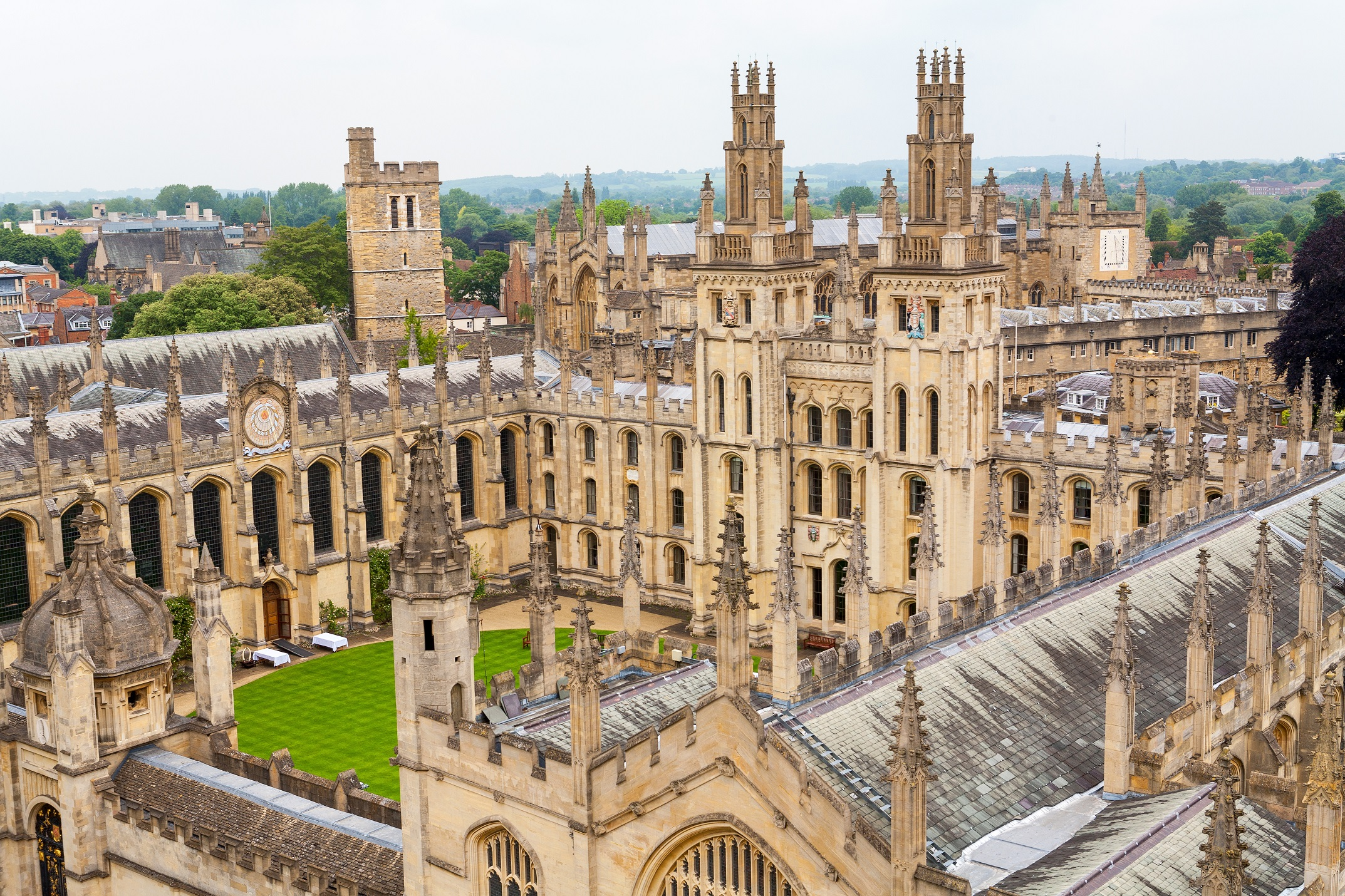 Best universities in the UK 2021